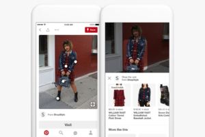 Integrated Visual Search